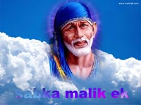Shirdi Sai Baba HD Desktop Wallpapers, Gallery, Images, Photos