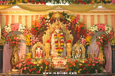 Shirdi Sai Baba Full Screen Hd Wallpapers Sai Baba Images Free