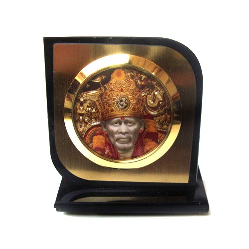 LORD SAI BABA PLASTIC SHOWPIECE FOR OFFICE
